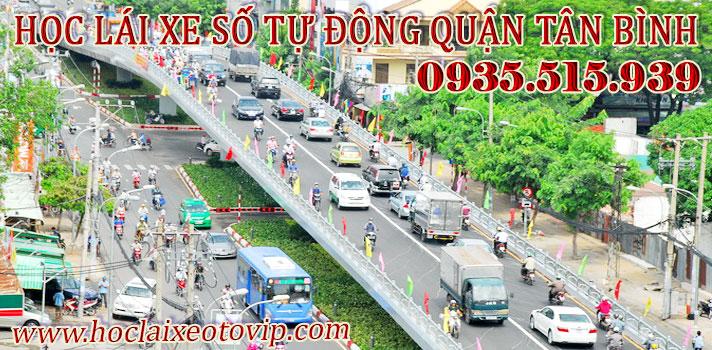 Học lái xe số tự động Quận Tân Bình
