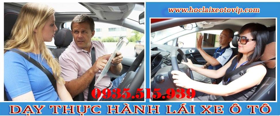Hoc lai xe oto Quan Tan Binh