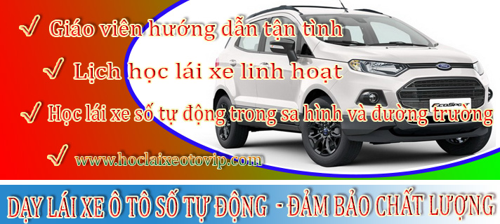 Day lai xe so tu dong